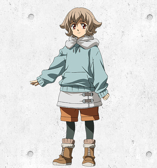 Atra Cosplay Costume from Mobile Suit Gundam Iron Blooded Orphans