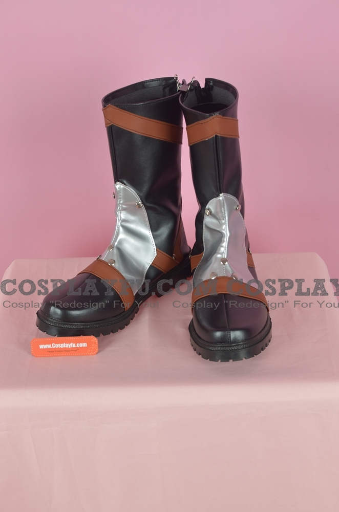 Auron Shoes (2101) from Final Fantasy