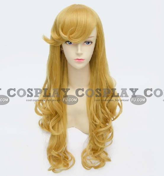 Aurora Wig from Sleeping Beauty