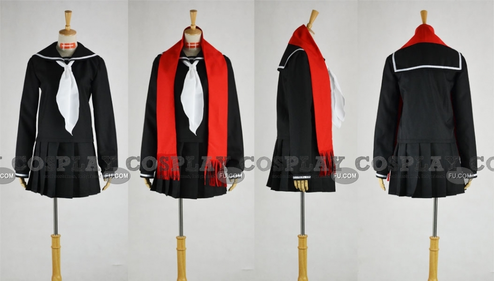 Ayano Cosplay Costume from Kagerou Project