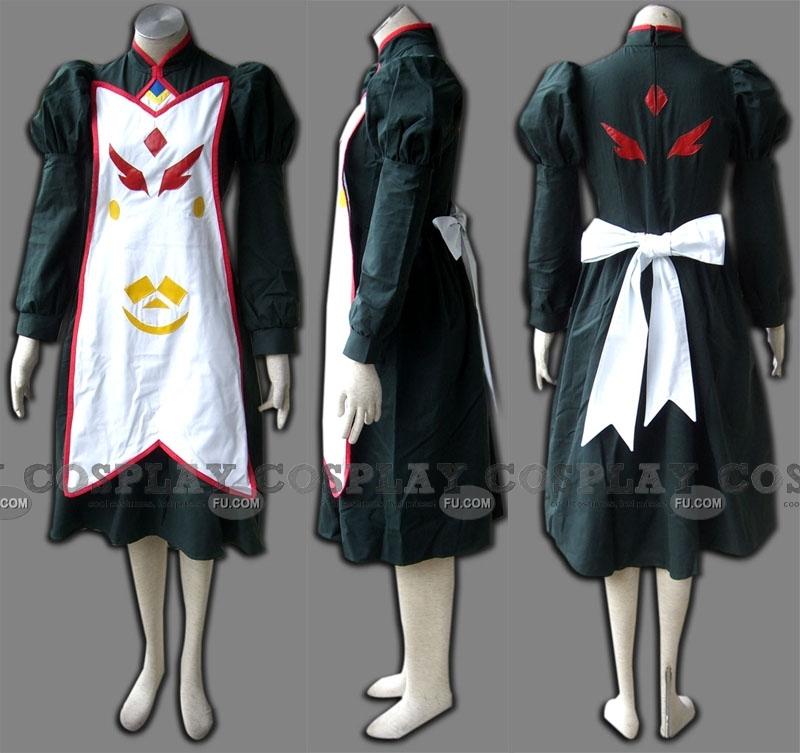 Nina Cosplay Costume (101-023) from My Otome