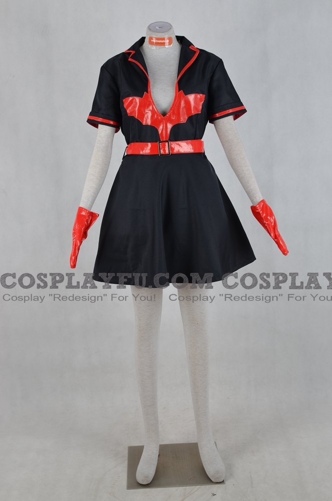 Batwoman Cosplay Costume (Bombshell) from DC Comics