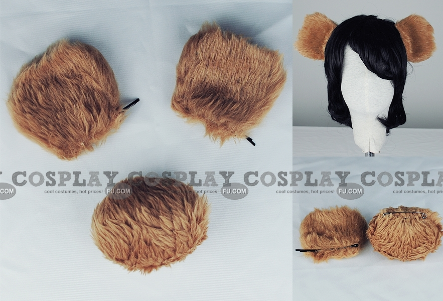 Bear Ears (Tail Set) from Ouran High School Host Club