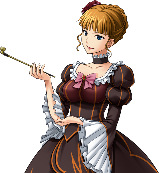 Beatrice Cosplay Costume from Umineko no Naku Koro ni Chiru - Episode 5 End of the Golden Witch