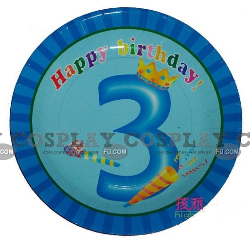 Birthday Party Plates (04)