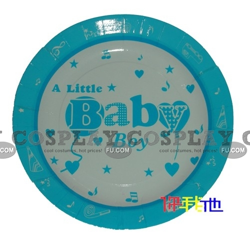 Birthday Party Plates (05)