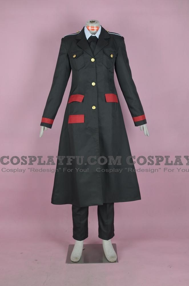 Бездомный Бог Бишамон Костюм (Uniform)