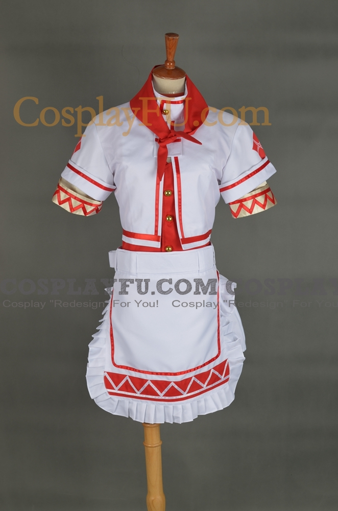 Bistro Cosplay Costume from Monster Hunter