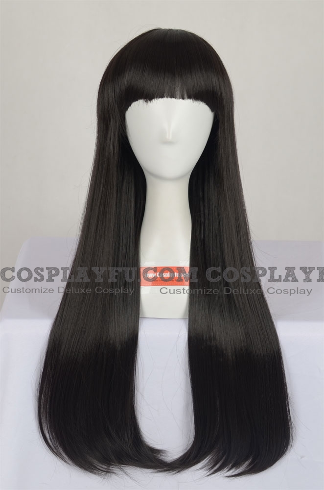 Velvet Crowe wig from Tales of Berseria