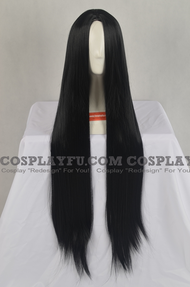 Black Wig (Long,Straight,M21)