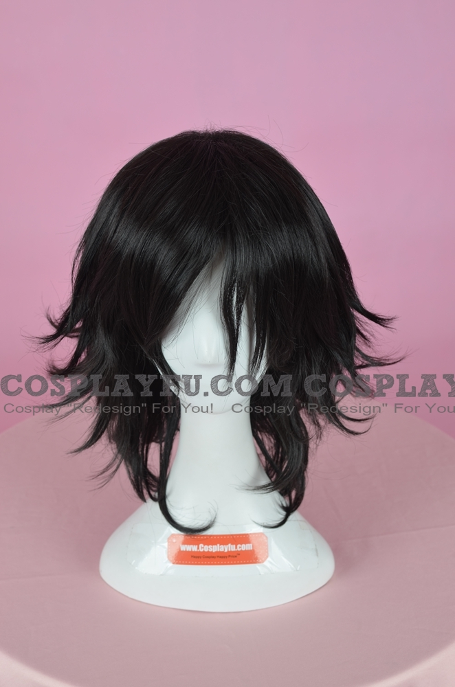 Spike Spiegel wig from Cowboy Bebop