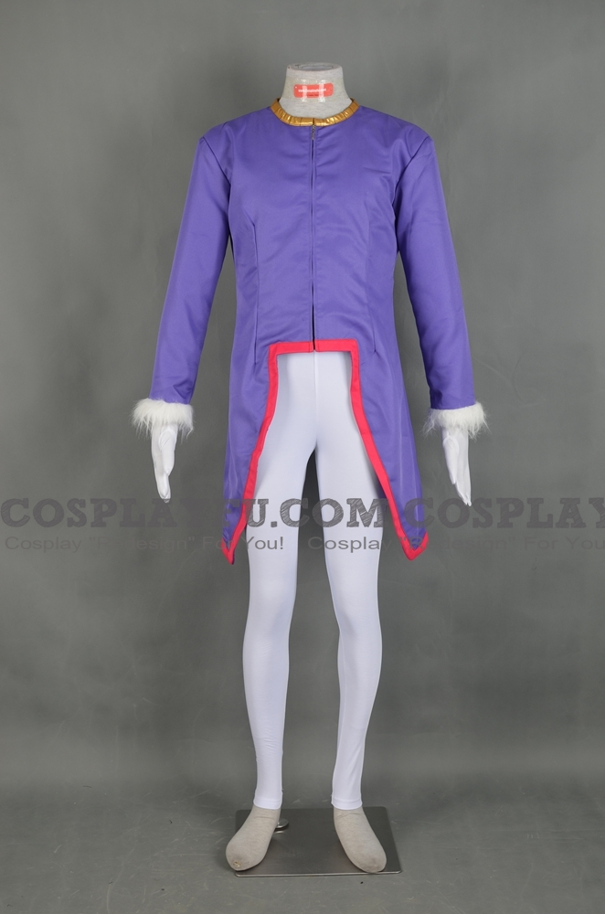 Blaze Cosplay Costume from Sonic the Hedgehog
