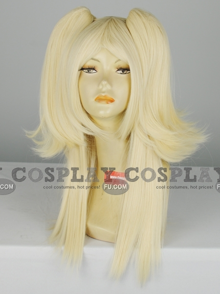 Blonde Wig (Clips on, Earl)