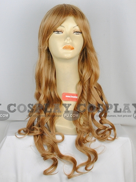 Ms. Marvel wig from Captain America