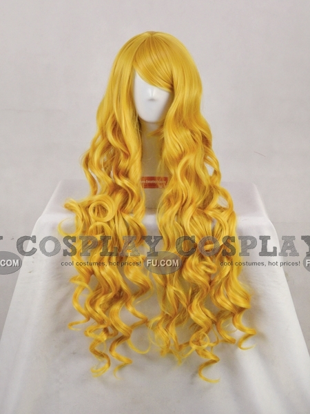 Aphrodite wig from Smite