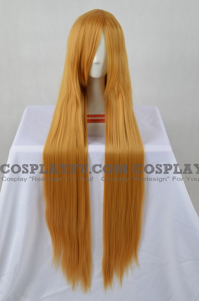 Jade Curtiss wig from Tales of the Abyss