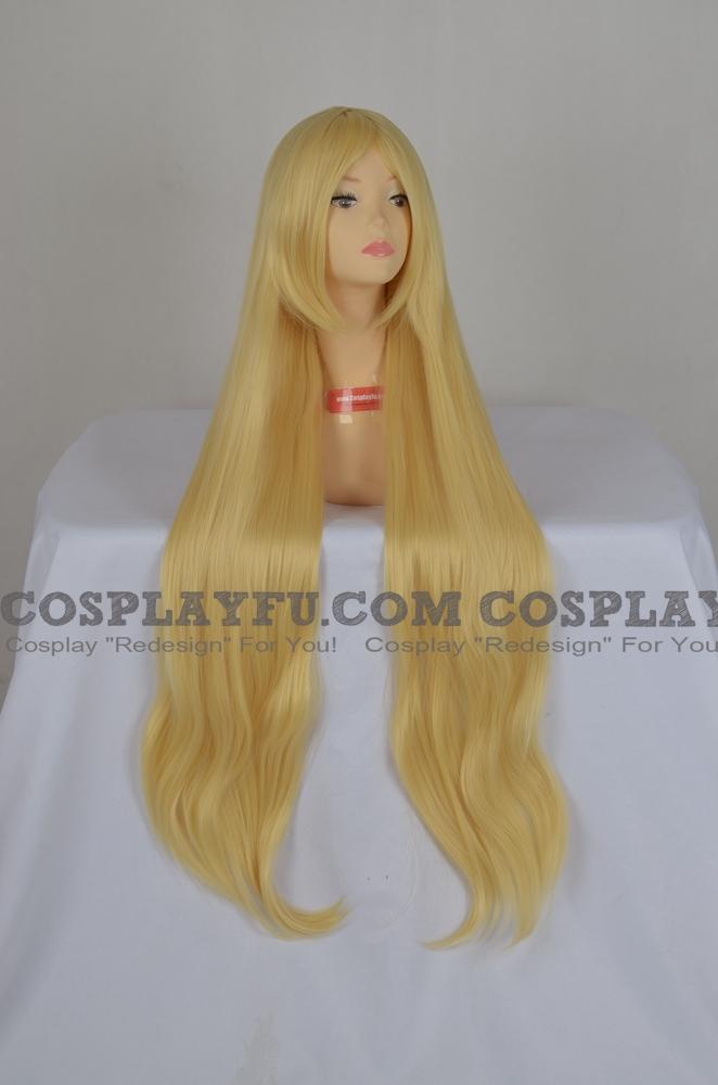 Blonde Wig (Long,Straight,GHW04,CF08)