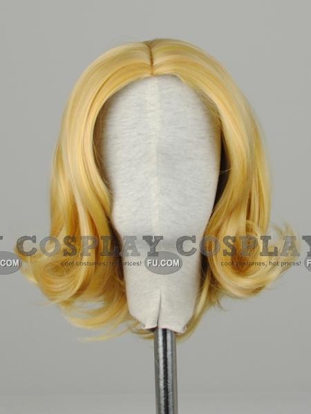 Blonde Wig (Medium,Wavy,Francis)