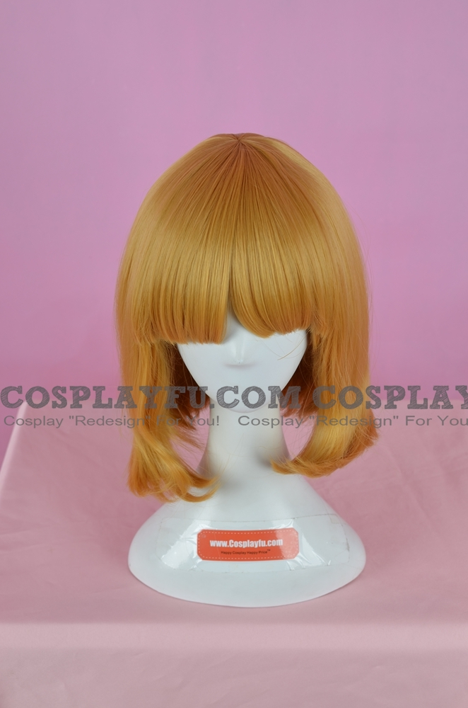 Aemo wig from Final Fantasy Legends: Toki no Suishō