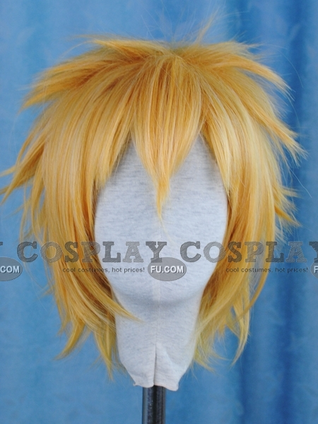 Aster Laker wig from Tales of Symphonia