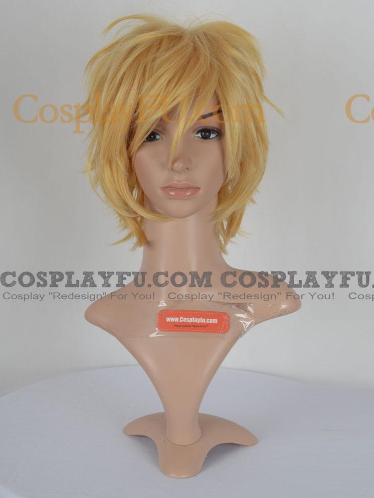Blonde Wig (Short,Spike,Usui)