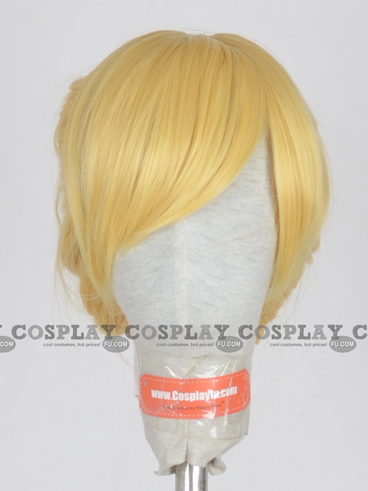 Mcgillis·Fareed wig from Mobile Suit Gundam: Iron-Blooded Orphans