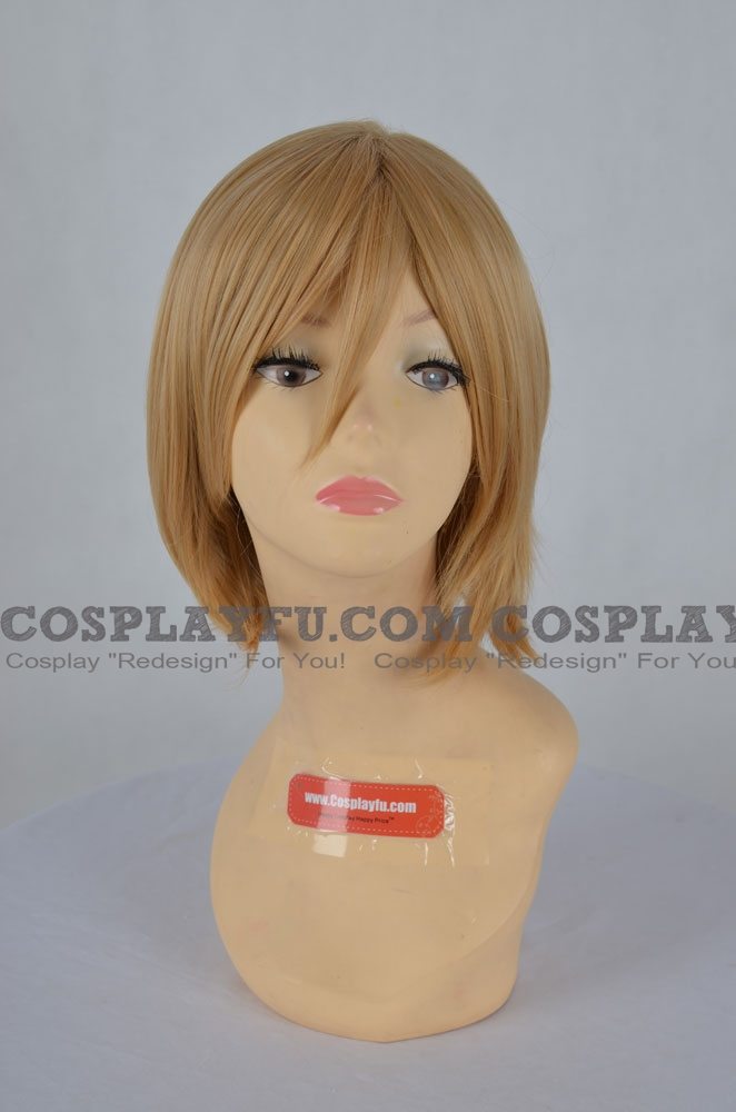Blonde Wig (Short,Straight,YuFin)