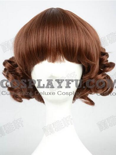 Oset Marie wig from Nishi no Yoki Majo: Astraea Testament