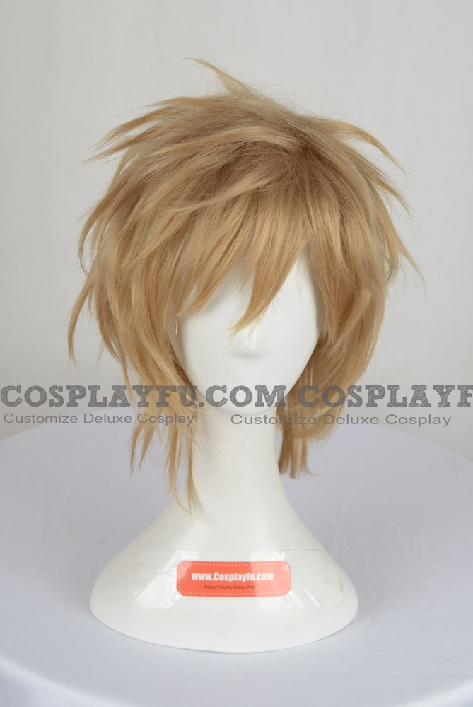 Ebumi Masaru wig from All Out!!