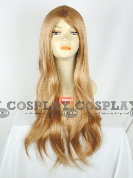 Blonde Wig (Wavy,Long,YuNata CF07)