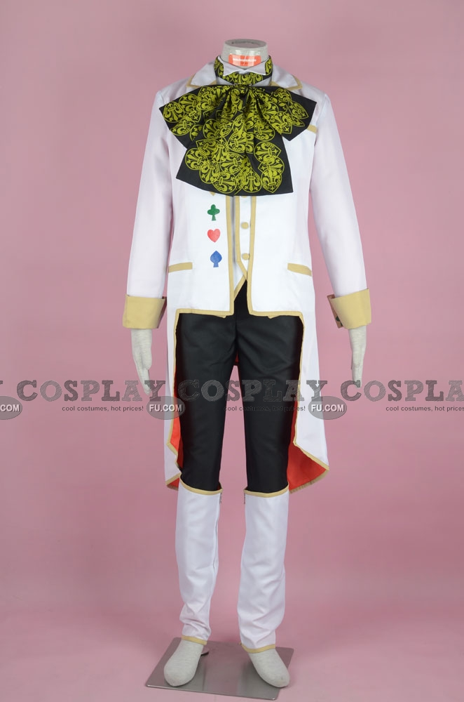 Blood Dupre Cosplay Costume from Alice in the Country of Hearts