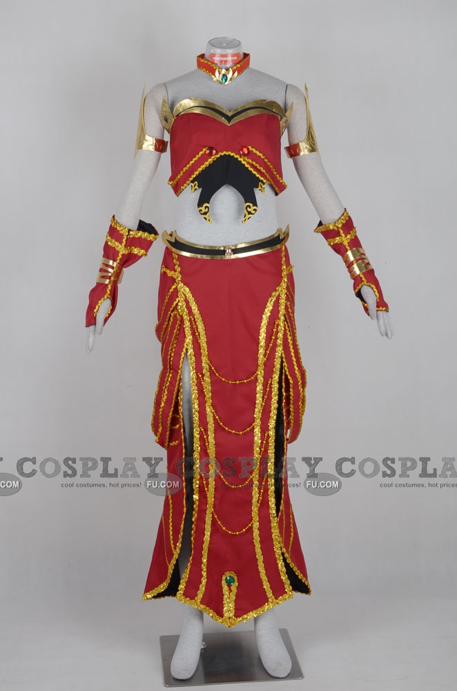 Blood Elf Cosplay form World of Warcraft