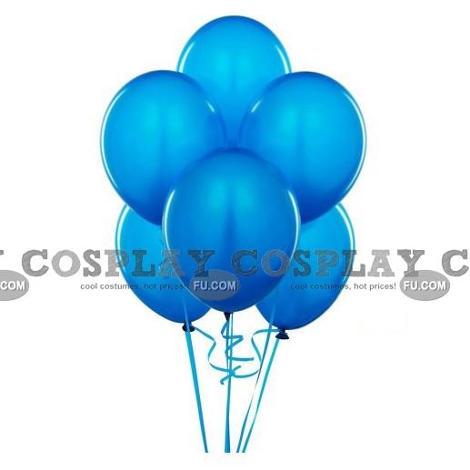 Blu Balloons Cosplay