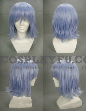 Ash Landers wig from Kuroshitsuji