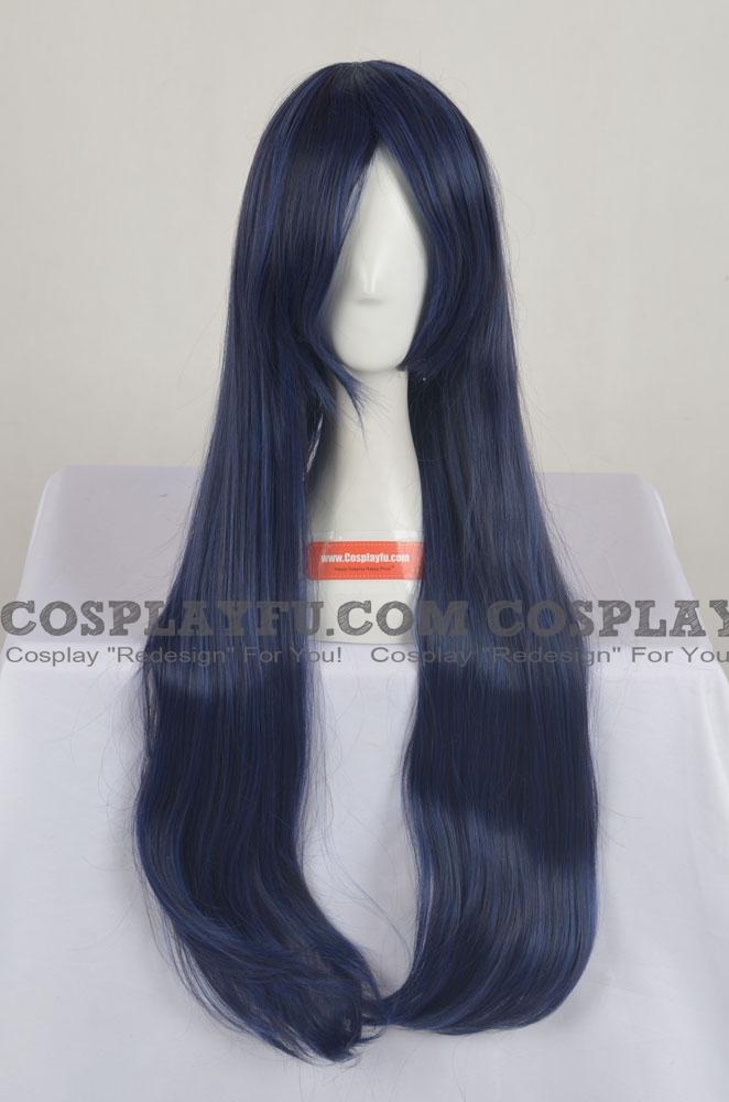 Rei Saotome wig from Yu-Gi-Oh! GX
