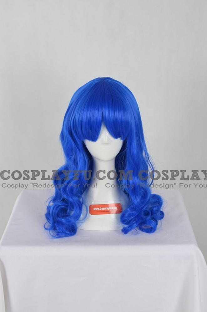 Stormer wig from Jem and the Holograms