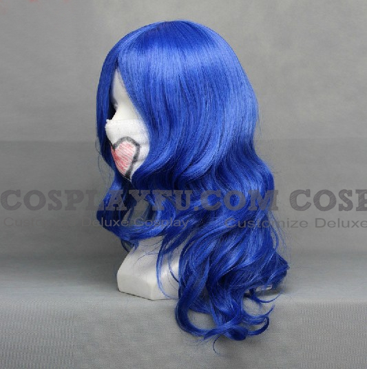 Ezekiel wig from Maria the Virgin Witch