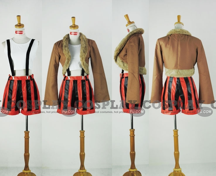 Bonney Cosplay Costume from One Piece