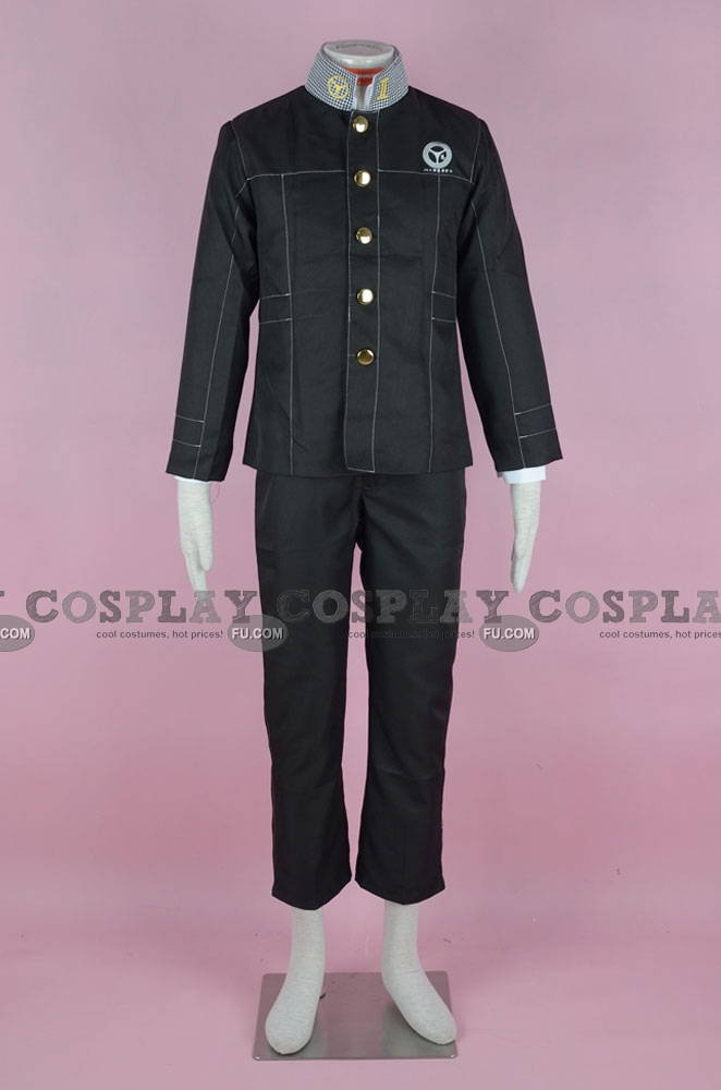 Seta Cosplay Costume (Uniform) from Persona 4