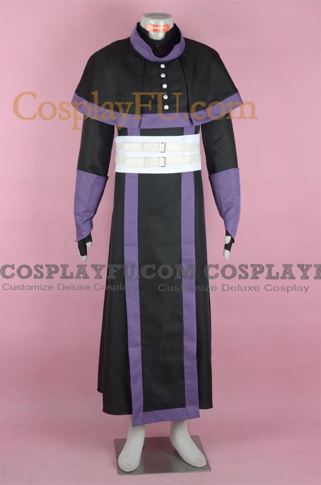 Brady Cosplay Costume from Fire Emblem Awakening