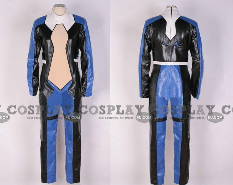 Brera Cosplay Costume from Macross Frontier