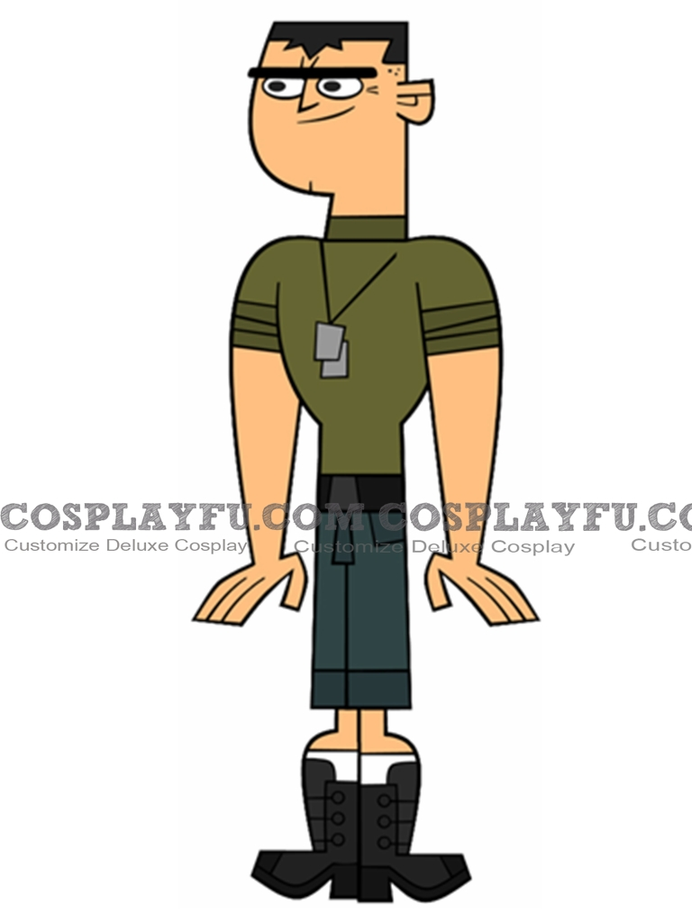 Brick Shoes from Total Drama