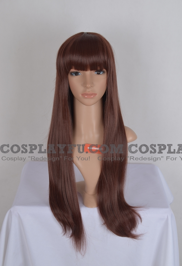 Brown Wig (Long,Straight,Lolita,A22)