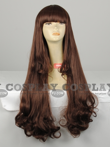 Akari Kanzaki wig from Battle Athletes