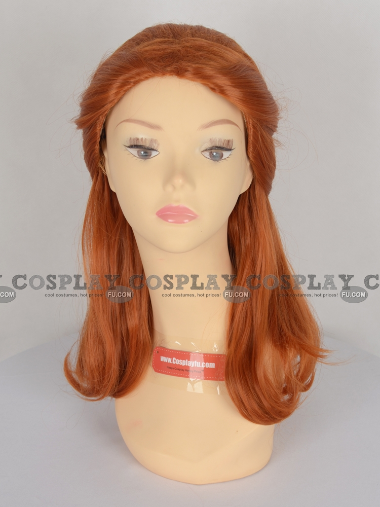 Anne Finnelan wig from Little Witch Academia