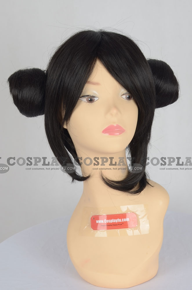 Tenten wig from Naruto
