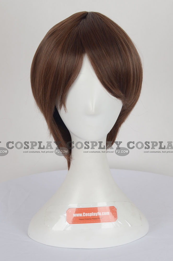 Barry Burton wig from Resident Evil