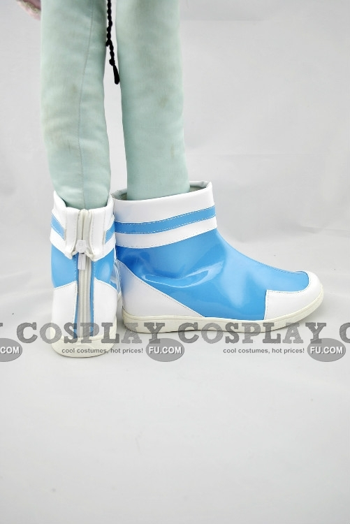 Bubbles Shoes (B322) from The Powerpuff Girls