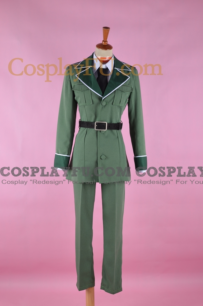 Bulgaria Cosplay Costume from Axis Powers Hetalia