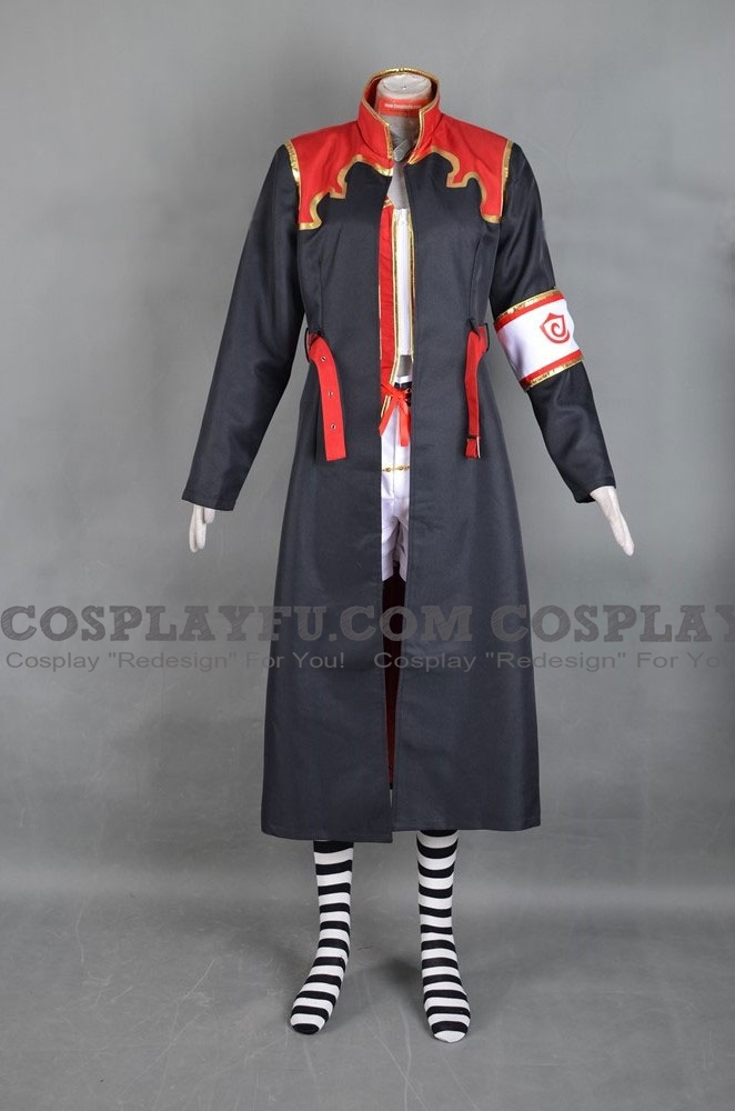 CUL Cosplay Costume from Vocaloid 3